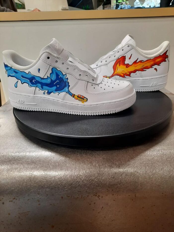 Air Force one nike CUSTOM PERSONALIZZATE A MANO